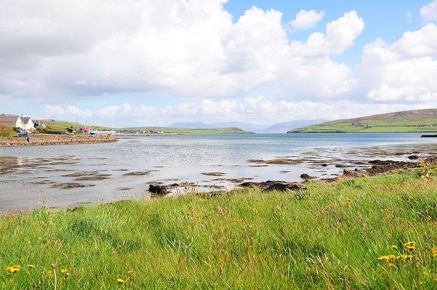 village de dingle en irlande