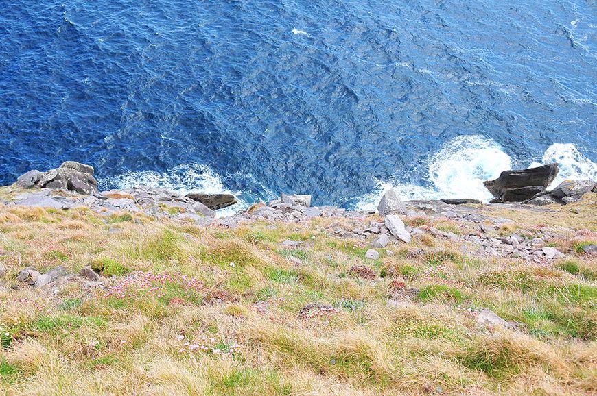 baie de dingle en irlande