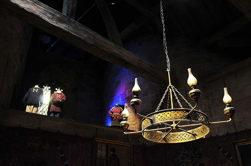 studios harry potter salle commune