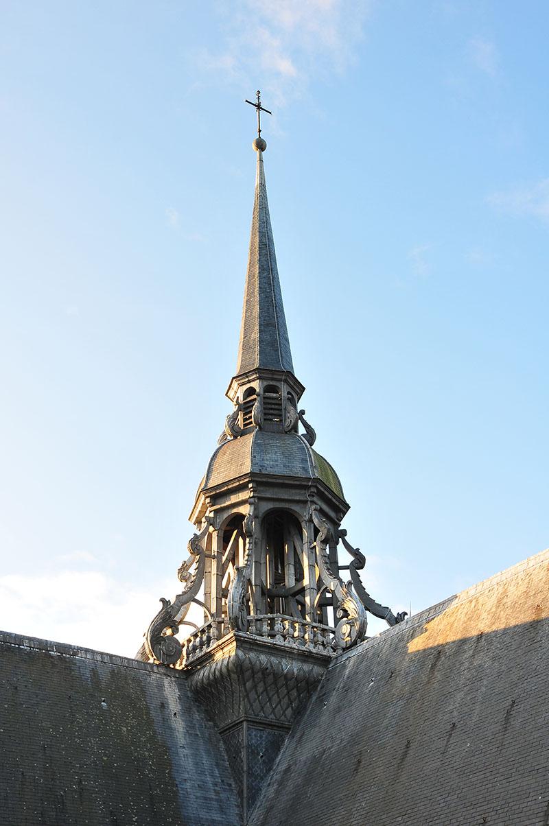 basilique de saint-quentin flèche