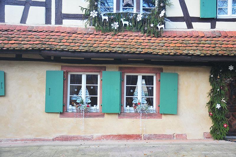 maison d'hôtes au fil du temps à imbsheim