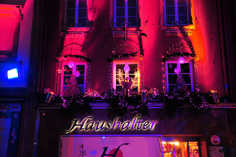 illuminations de noël à saverne