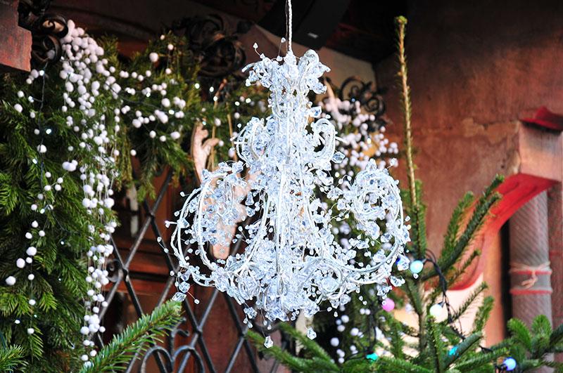 décorations de Noël à Saverne