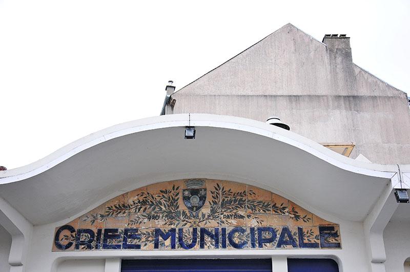 Art d co dans les rues de la ville et exposition saint - Piscine municipale troyes ...