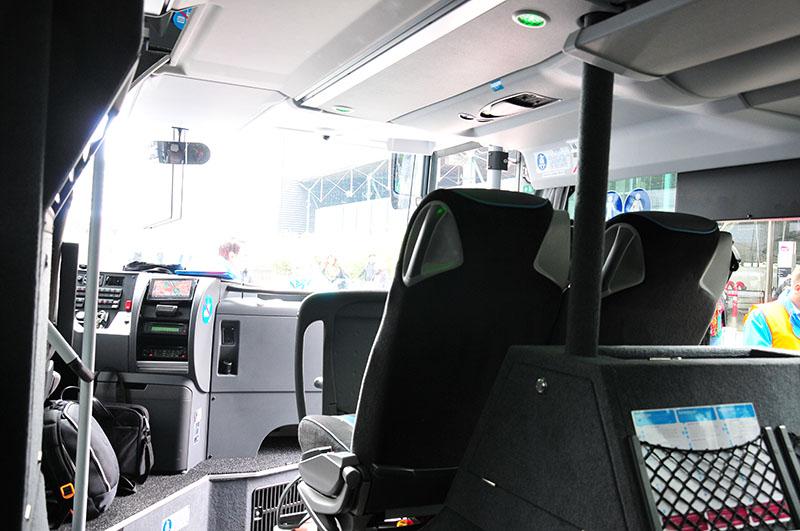 avis sur le service de bus de la sncf ouibus , anciennement idbus