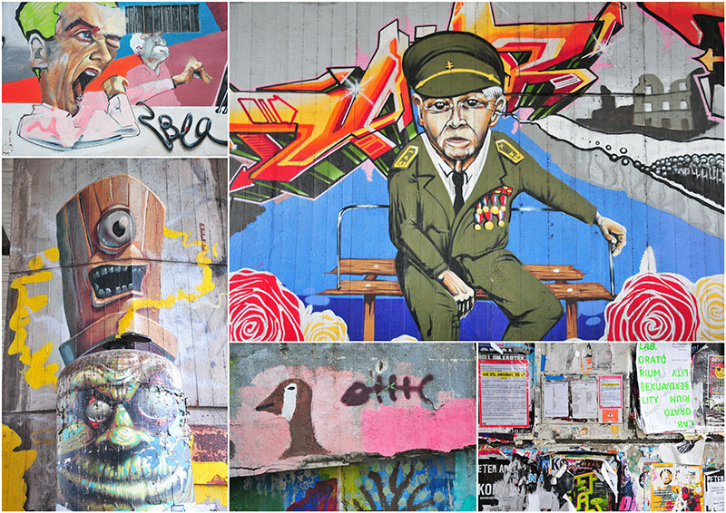 street-art à bratislava