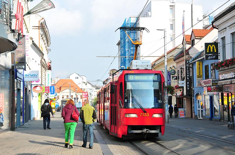 centre-ville de bratislava