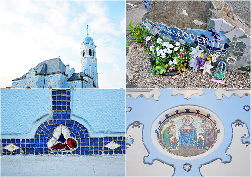 église bleue bratislava