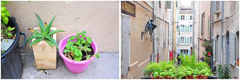 balade dans les rues du quartier du Panier à marseille, qui a inspiré le Mistral de Plus Belle la Vie