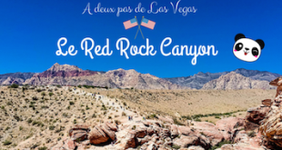 Ouest Américain : Red Rock Canyon