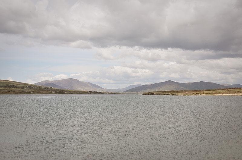 valentia island, ring of kerry, irlande