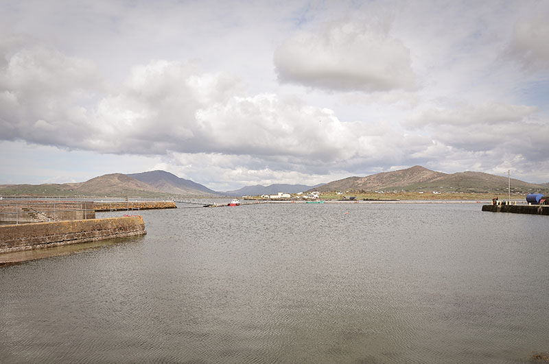 valentia island, ring of kerry, irlande