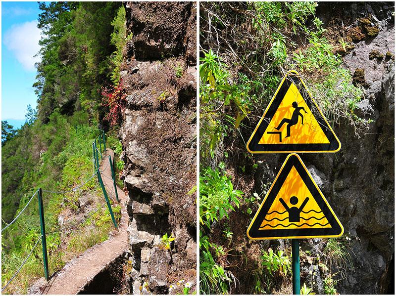randonnées caldeirao verde et caldeirao do inferno à madère