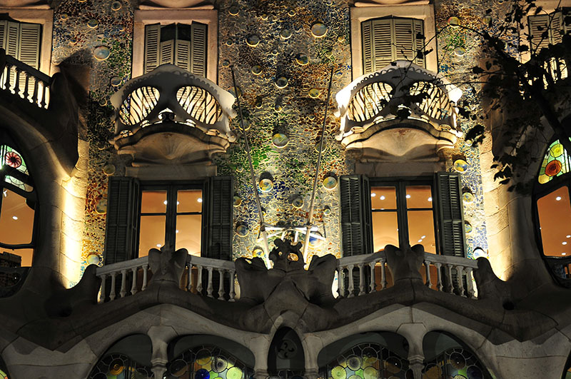 Casa batllo casa mila casa amatller les joyaux barcelonaismy sweet escape - Casa mila or casa batllo ...