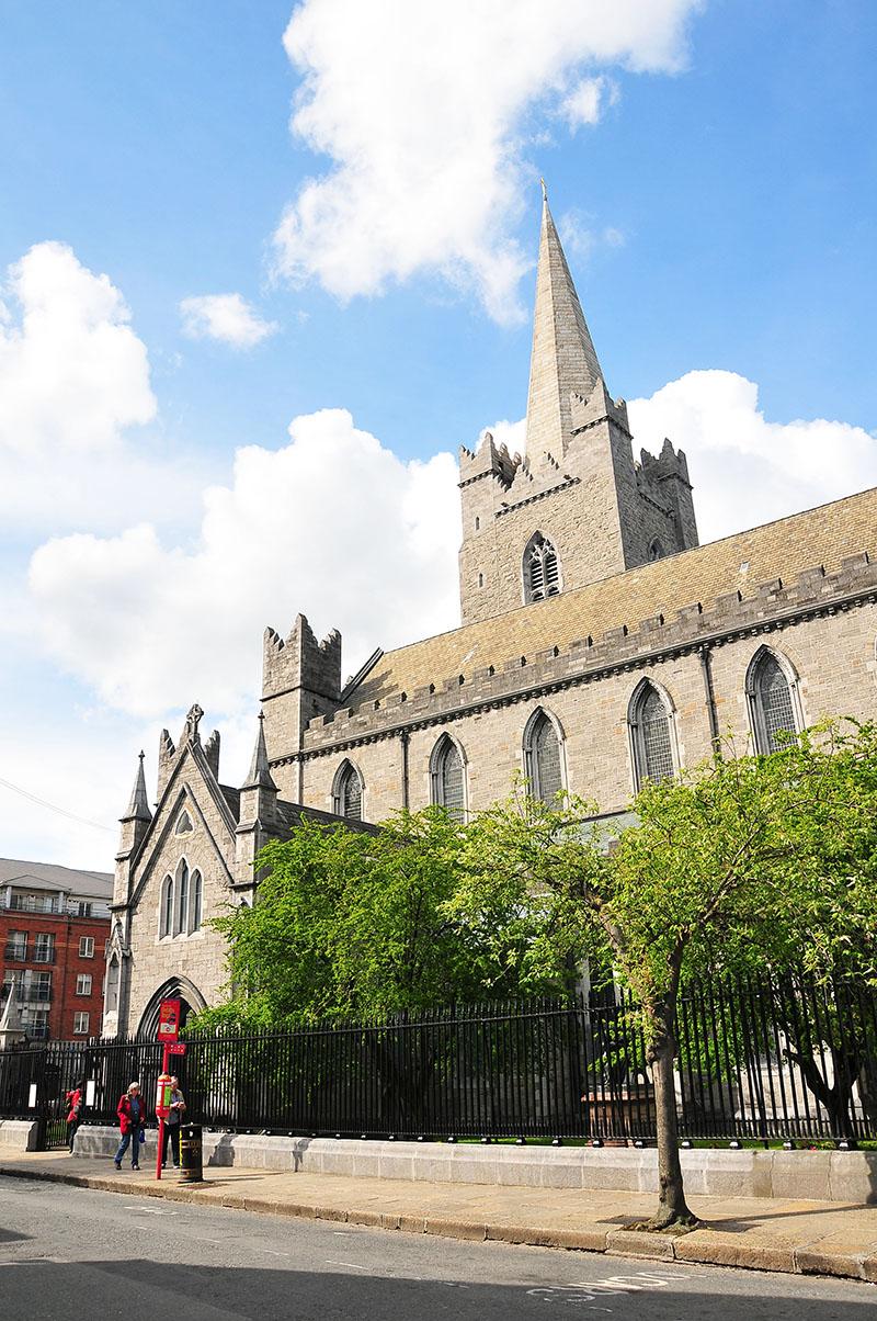 cathédrale saint patrick dublin