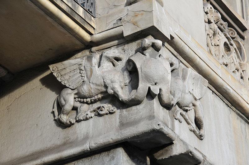 facades barcelonaises