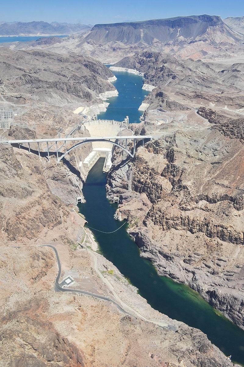 visite du Grand Canyon en hélicoptère
