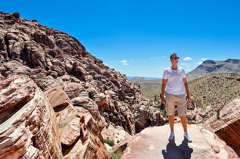 red rock canyon à deux pas de las vegas