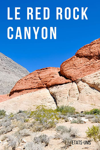 red rock canyon, etats-unis, pinterest