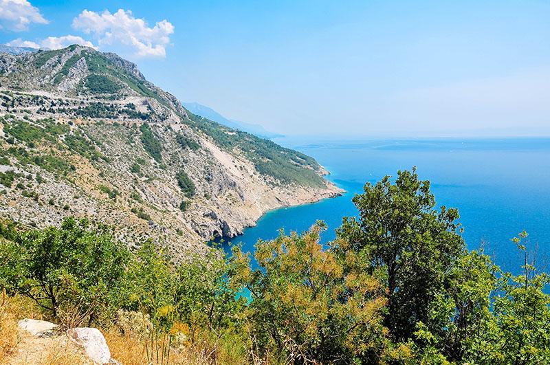 routes croatie