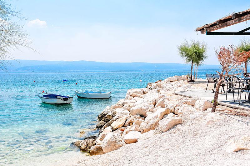 bord de mer croatie