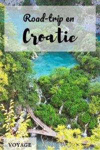 road-trip en croatie, que faire