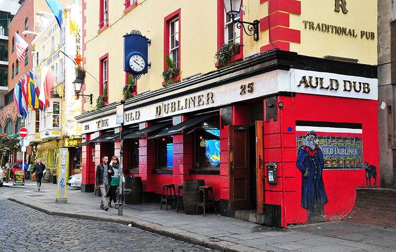 pub, dublin