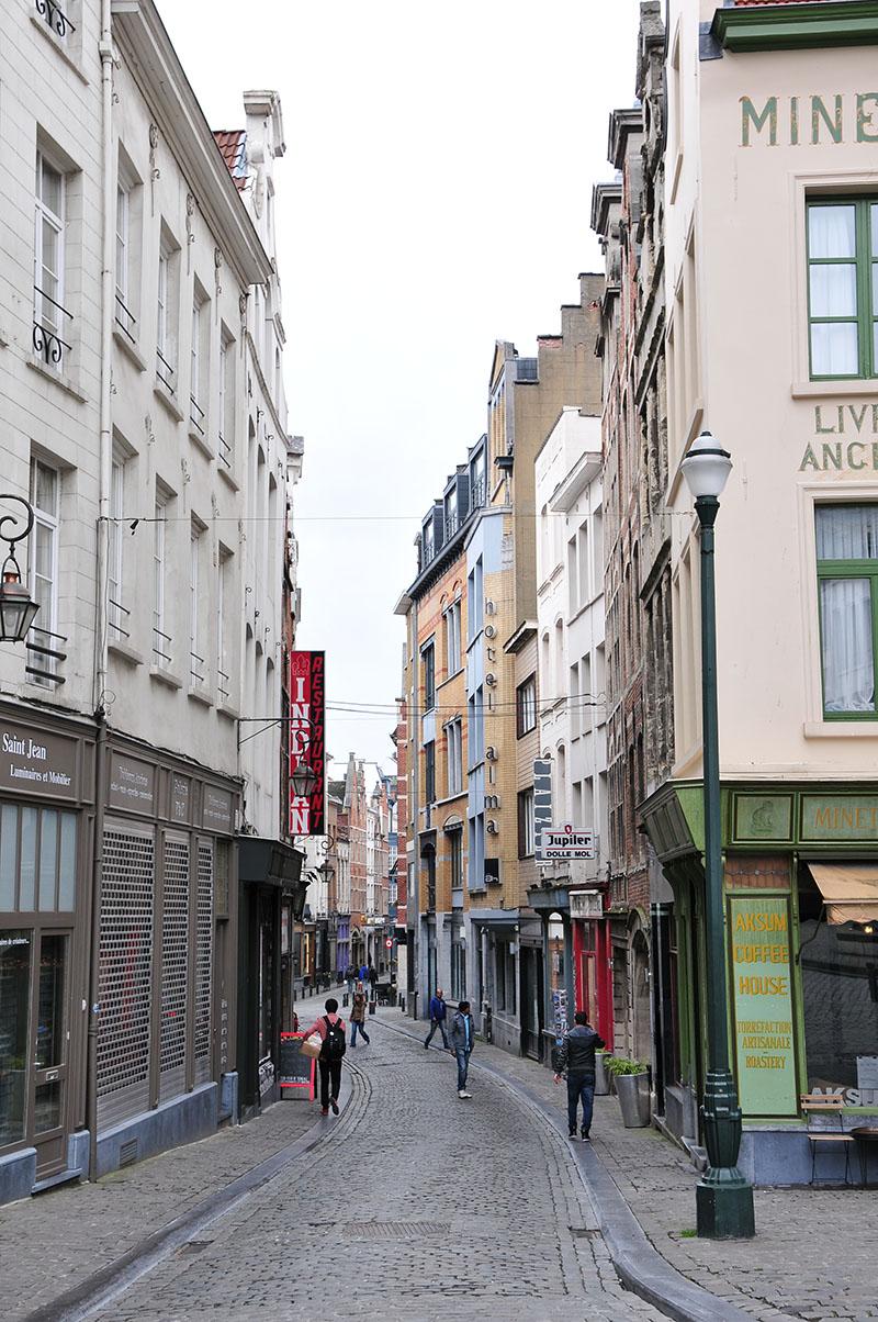 rues de bruxelles