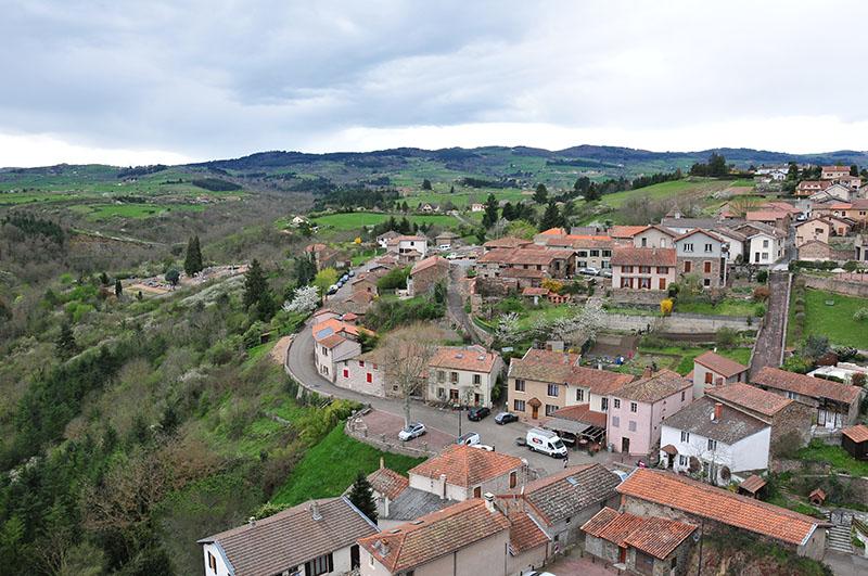 saint-jean-saint-maurice, panorama