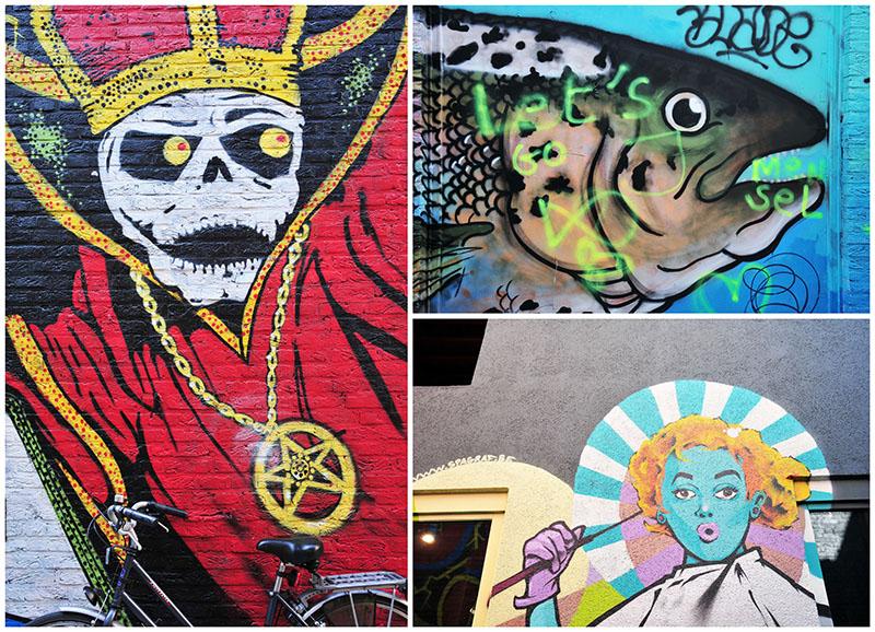 street-art, anvers