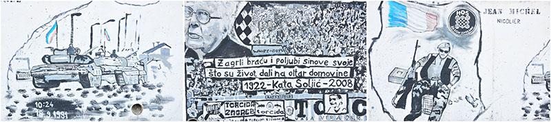 siège de vukovar, vukovarska, split