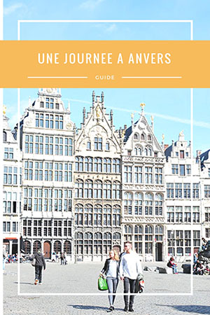 que faire à anvers