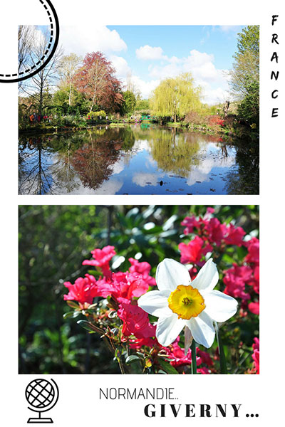 giverny, normandie