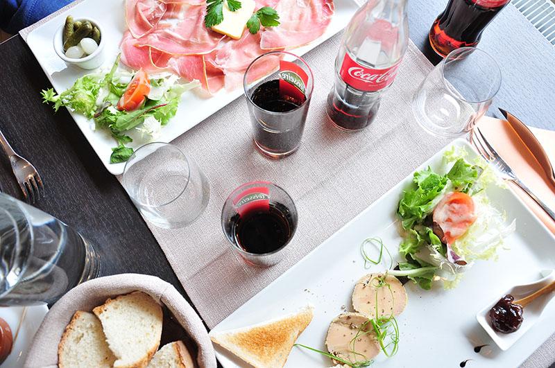 hôtel de londres, bonne adresse où manger une cuisine locale et savoureuse dans le roannais, Loire