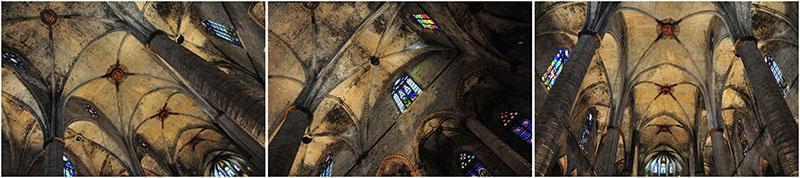 basilique santa maria del mar, barcelone, el born