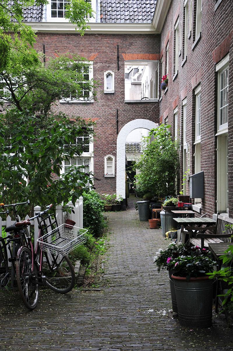 cour intérieure, jordan, amsterdam