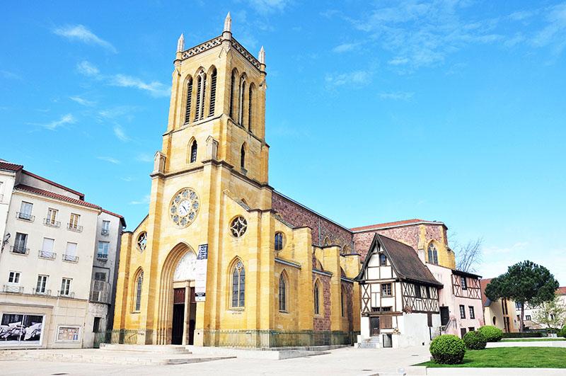 église saint-etienne, roanne