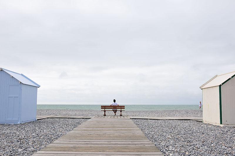 plage, cayeux sur mer