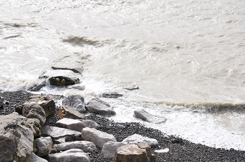 Balade le long des falaises d'Ault
