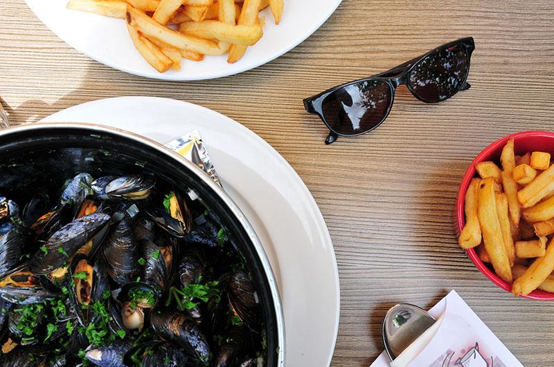 balade à saint-valéry-sur-somme et déjeuner au brunch