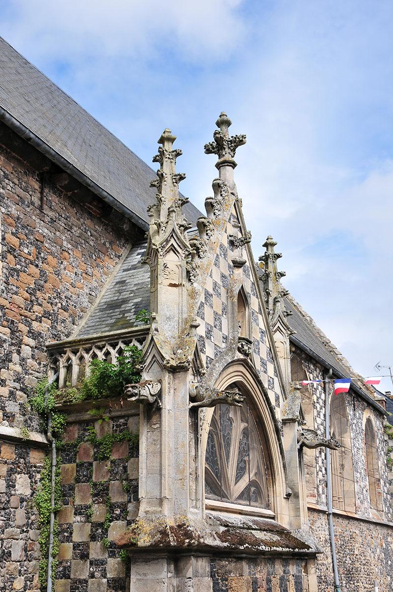 balade à saint-valéry-sur-somme, quartier médiéval
