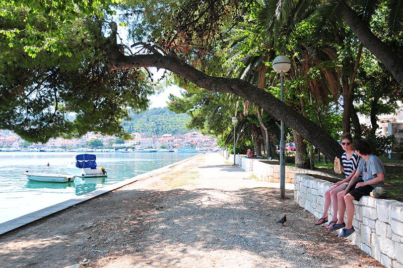 visite de trogir en croatie