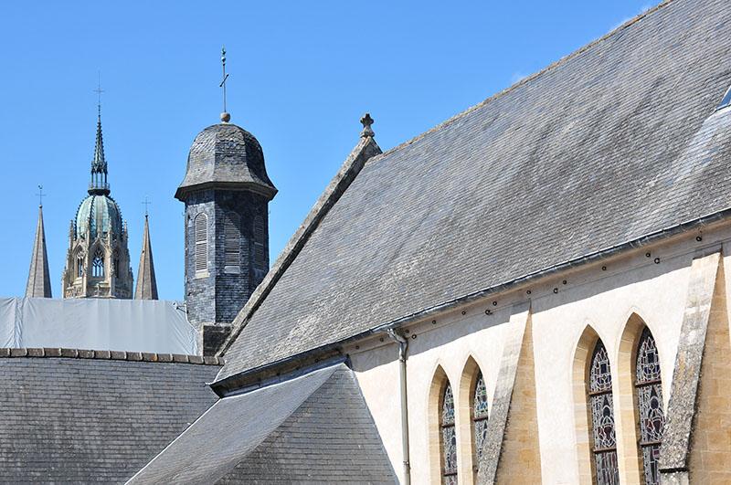 que faire à bayeux: cathédrale de bayeux, visite guidée de la ville