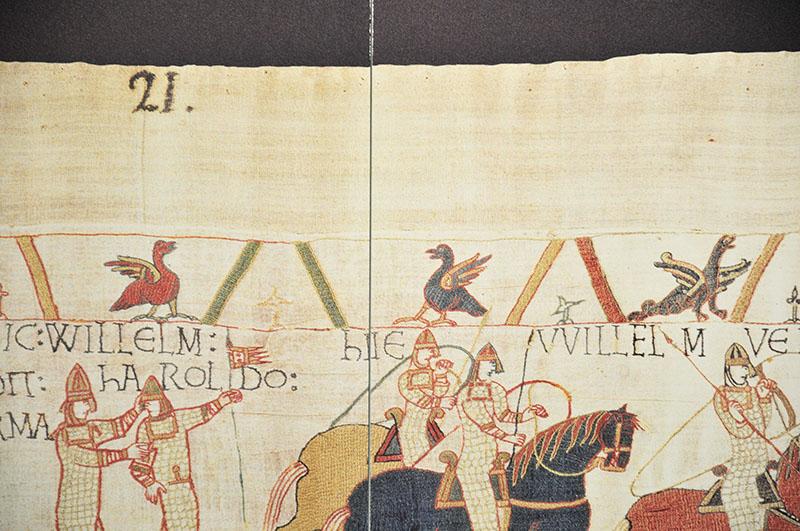tapisserie bayeux, musée