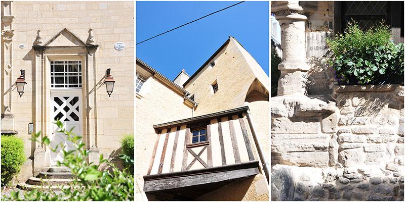 balade centre médiéval, bayeux