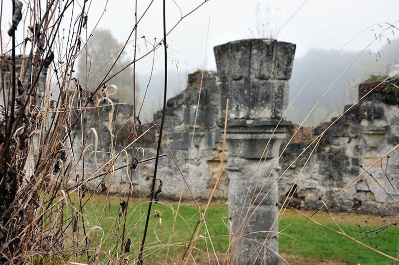 abbaye vauclair, aisne