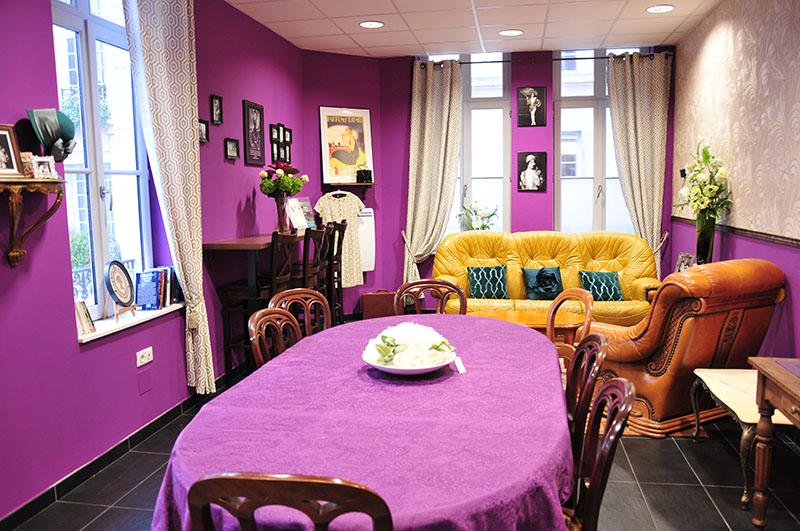salon de thé biscuits mademoiselle, saint-quentin