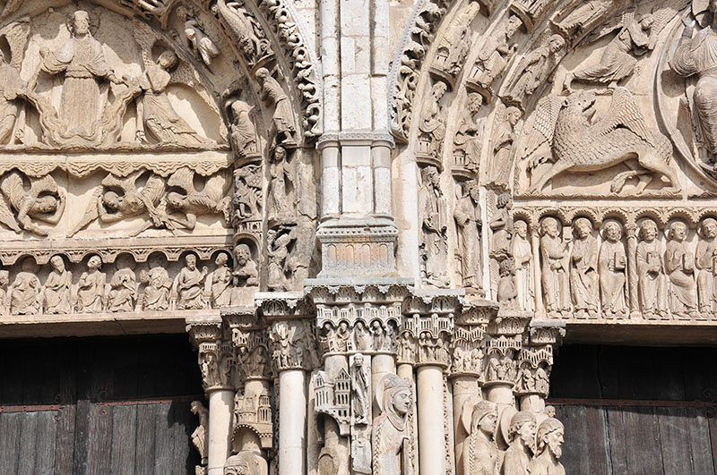 cathédrale de chartres, photographies