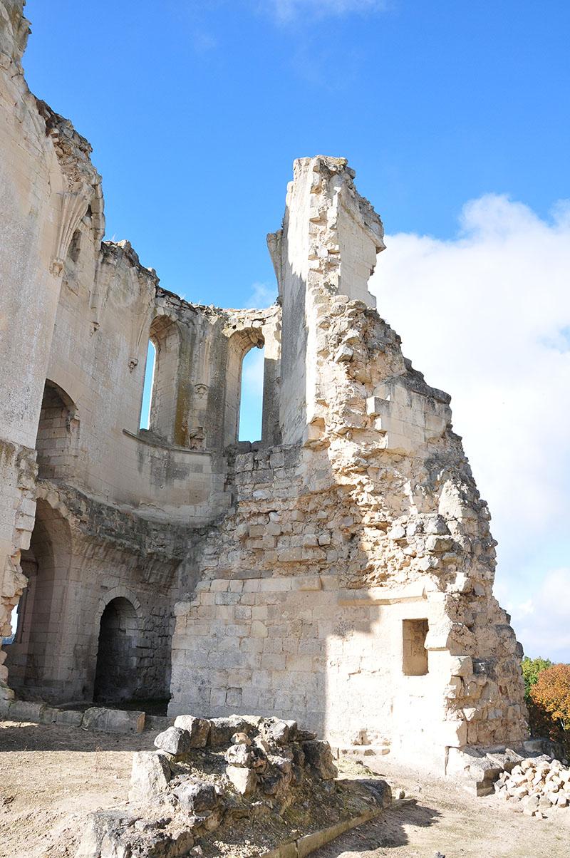 chateau de Fère-en-Tardenois