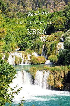 road-trip en croatie: chutes de krka